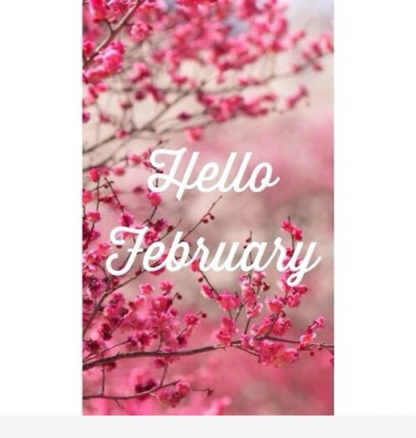 2018 Goodbye January Hello February Images