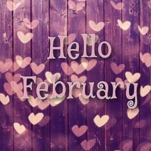 2018 Hello February Images