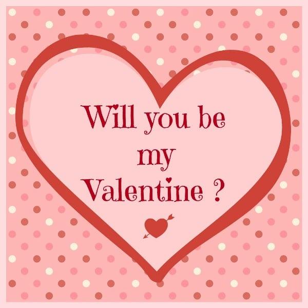 2018 Valentine's Day Cards Pics