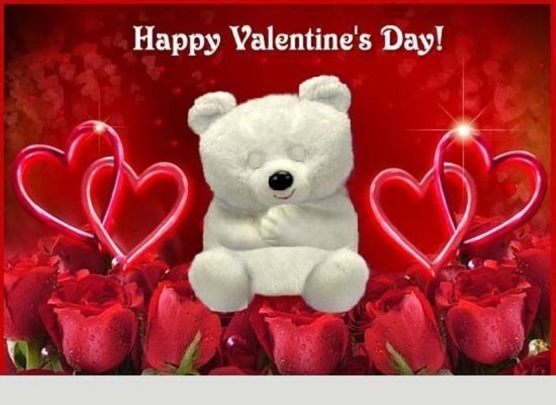 2018 Valentine's Day Greetings