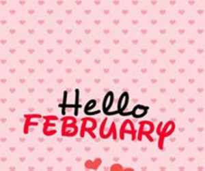 2018 Welcome February Images, Quotes
