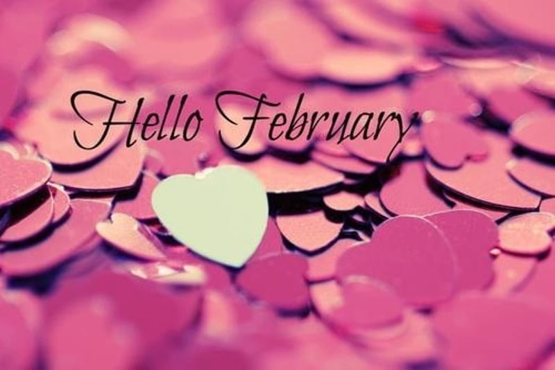 2018 Welcome February Quotes