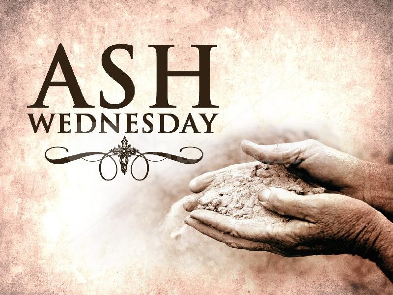 Ash Wednesday 2018 Pictures