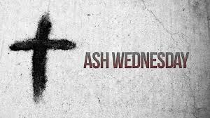 Ash Wednesday for Facebook Cover Page