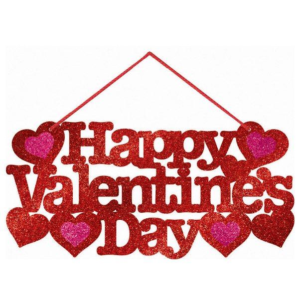 Happy Valentine's Day Banners 2018