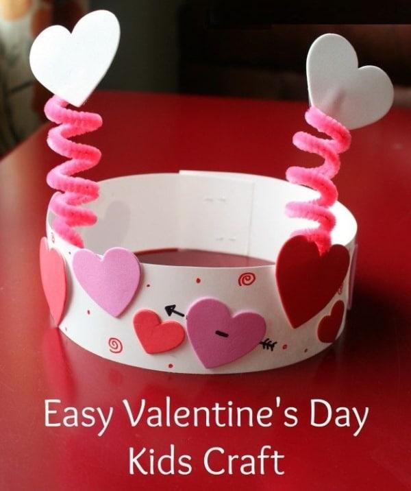 Happy Valentine's Day Crafts