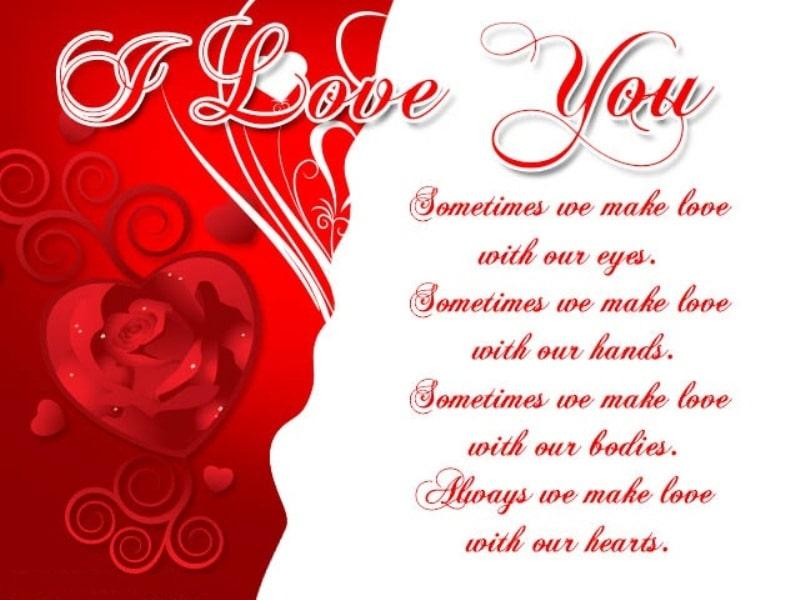 Happy Valentine's Day Greetings 2018