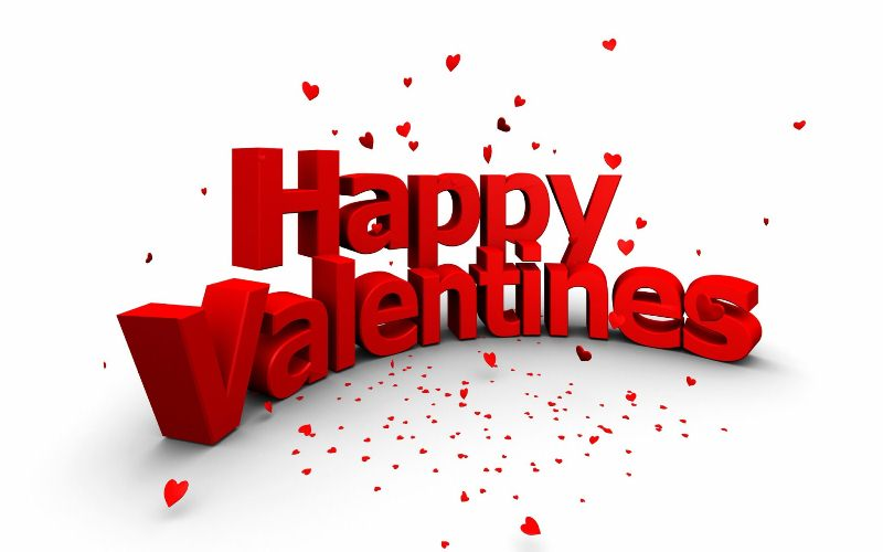 Happy Valentine's Day Messages in English