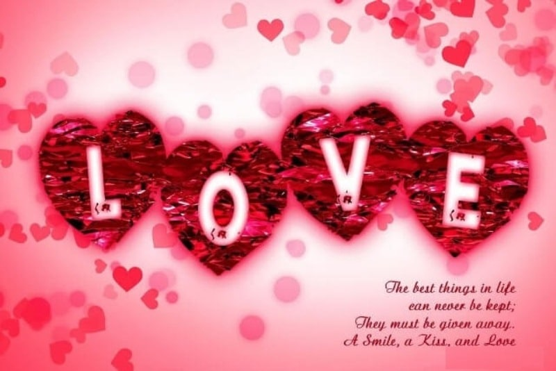Happy Valentine's Day Messages in Hindi
