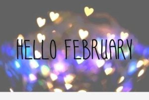 Hello February Cute Images