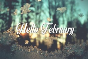 Hello February Cute Pics