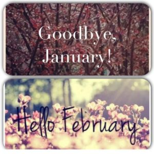 Hello February Quotes English