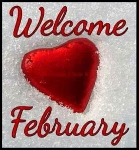 Hello February Quotes Template