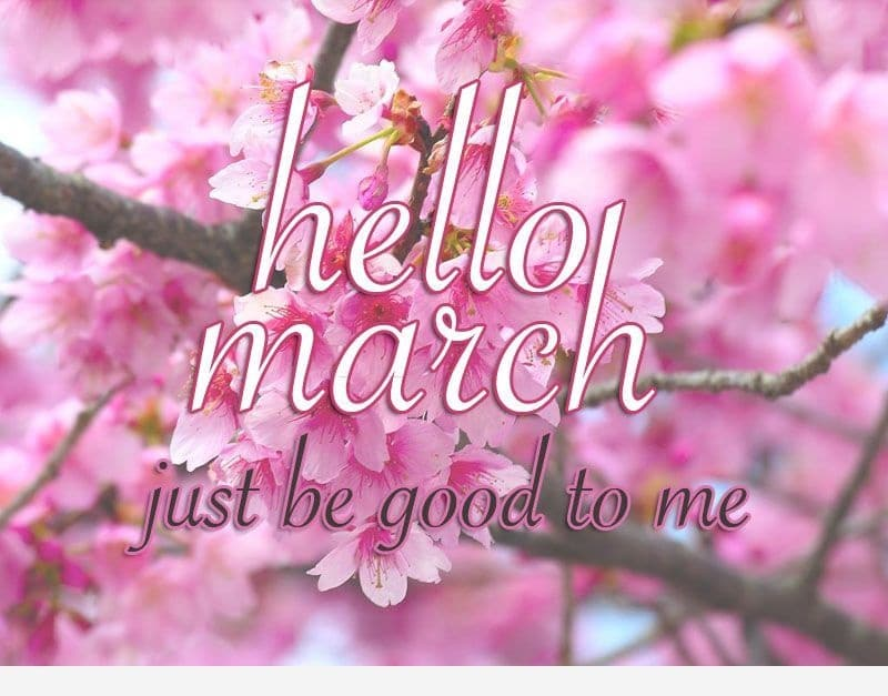 Hello March Images Excel