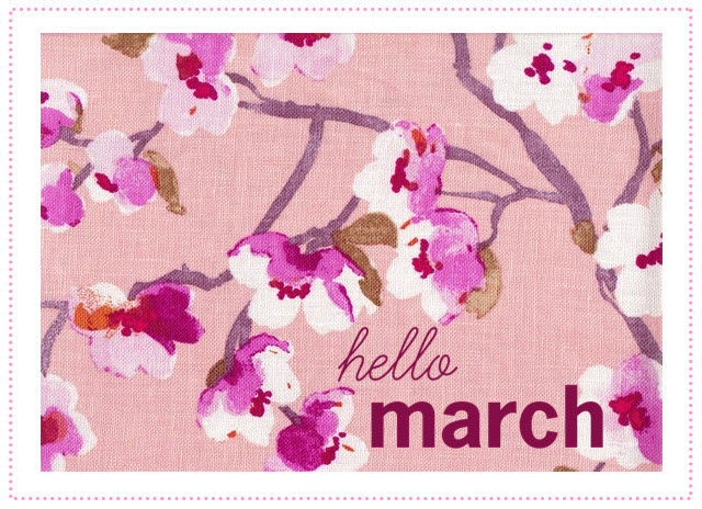 Hello March Images For Whatsapp