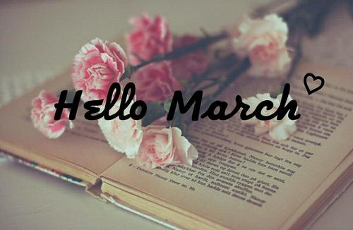 Hello March Quotes For Whatsapp Status