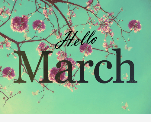 Hello March Quotes Hindi
