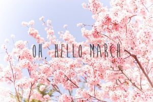 Hello March Quotes in Hindi