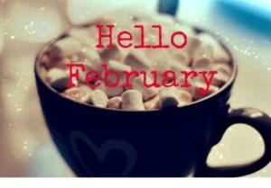 Nice Hello February Quotes