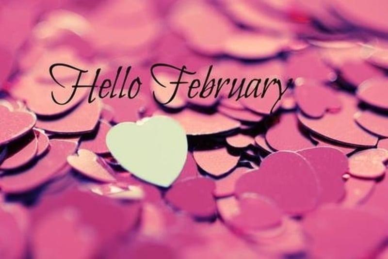 Quotes Hello February