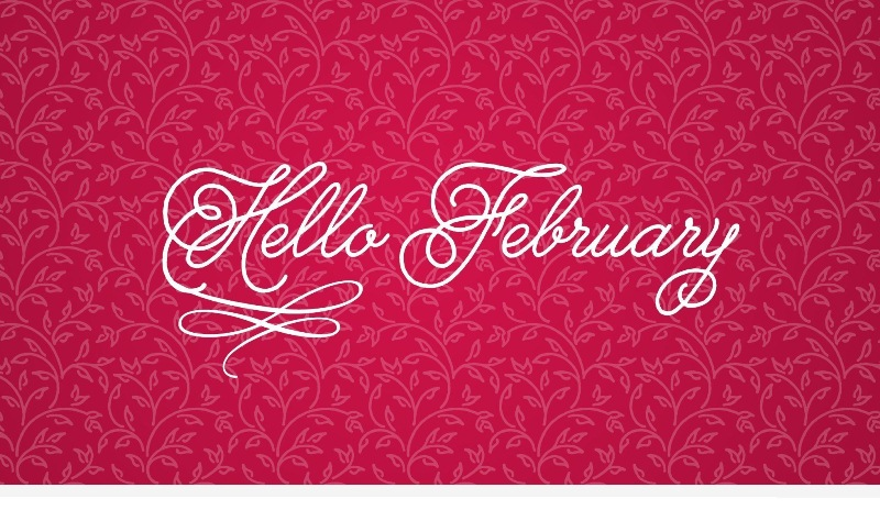 Sweet Hello February Quotes