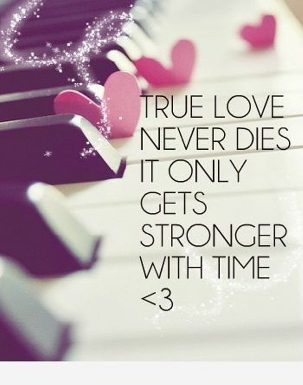 True Love Hello February Quotes