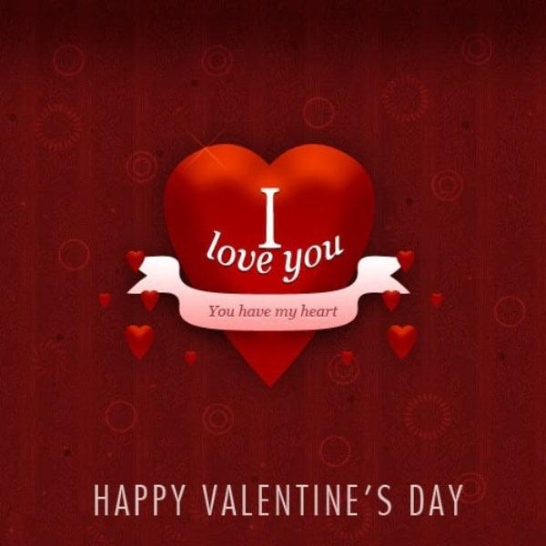 Valentine's Day 2018 Greetings