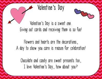 Valentine's Day 2018 Poems