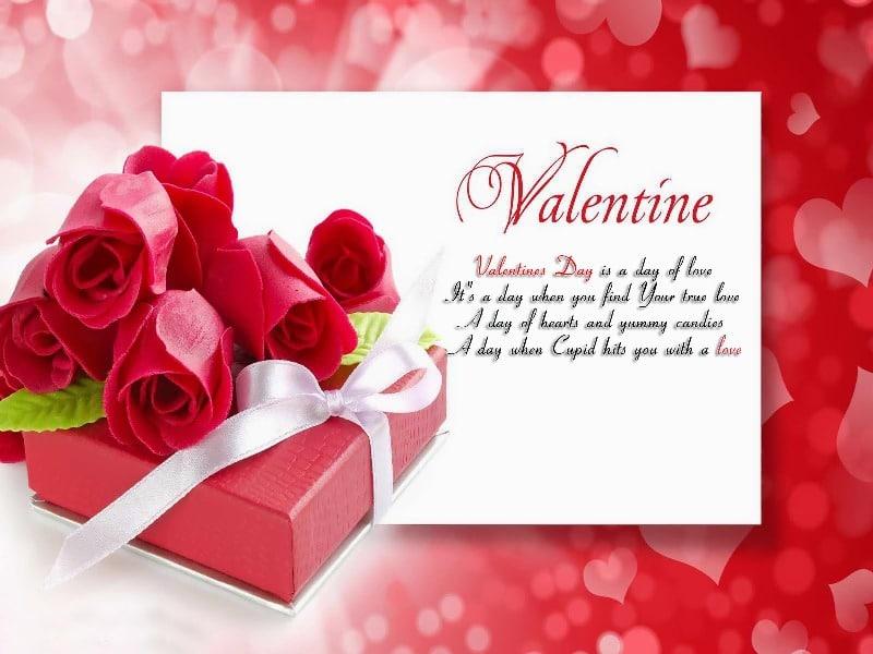 Valentine's Day 2018 SMS