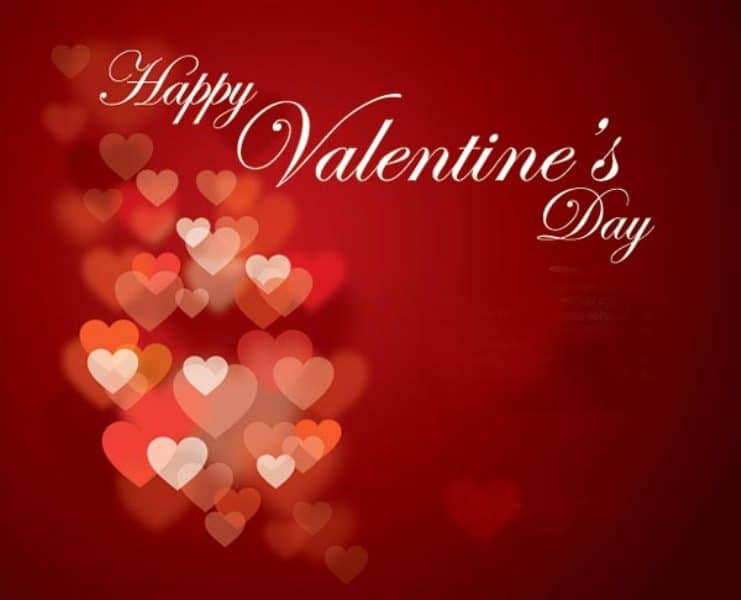 Valentine's Day Beautiful Greetings