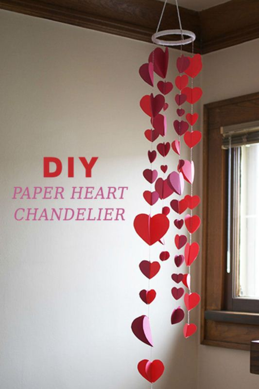 Valentine's Day Decorations Home