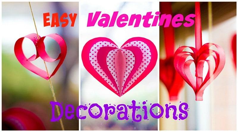 Valentine's Day Decorations Ideas