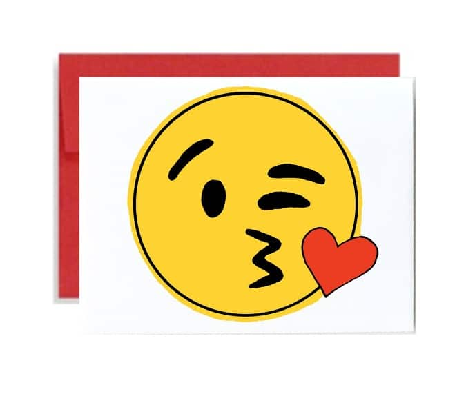 Valentine's Day Love Emoji
