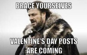 Valentine's Day Memes For Girlfriend