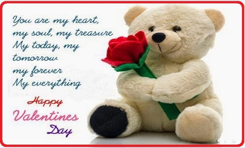 Valentine's Day SMS Messages