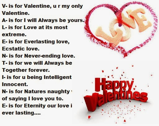 Valentine's Day Shayari in English
