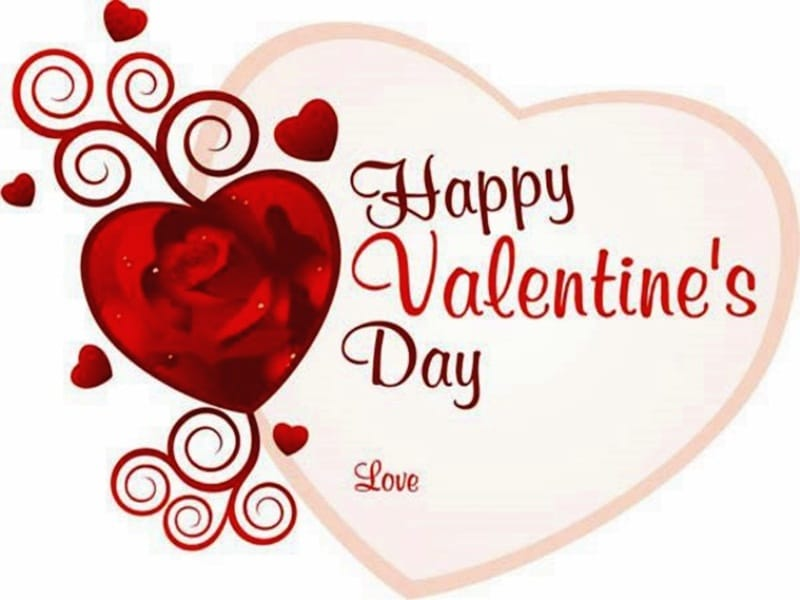 Valentine's Day Wishes For Facebook