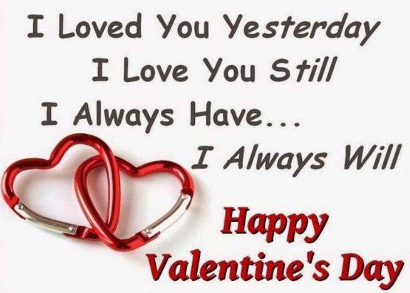 Valentine's Day Wishes Images
