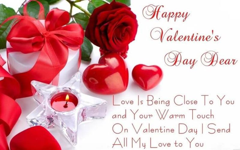 Valentine's Day Wishes for Friends