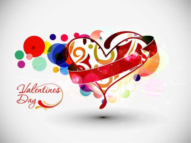 Valentine's Day arts 2018