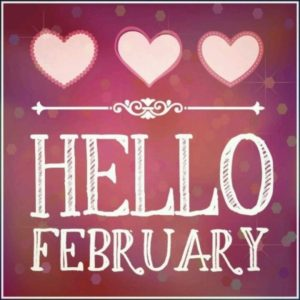 Welcome February 2018 Pics