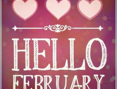Welcome February 2018 Pics