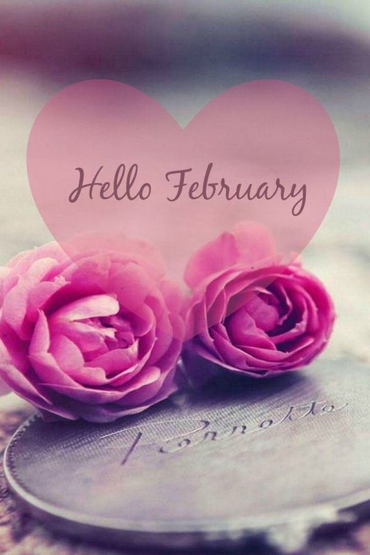 Welcome February Images