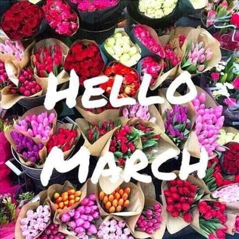Welcome March Images Pdf