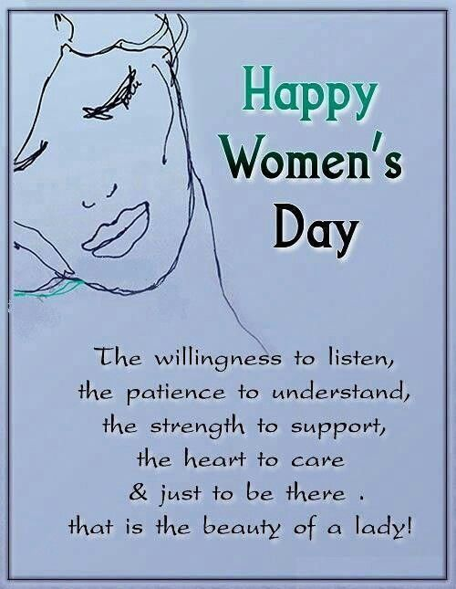 Happy Women's Day Poem