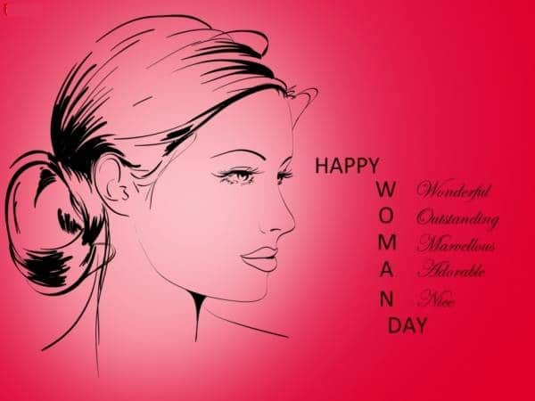 Happy Women's Day Wallpaper