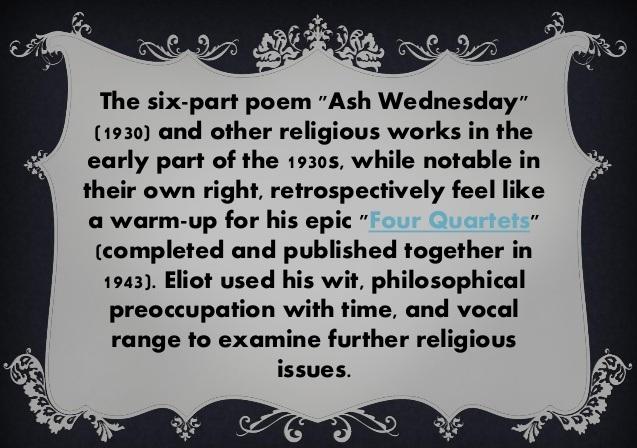 Ash Wed Poem Lent