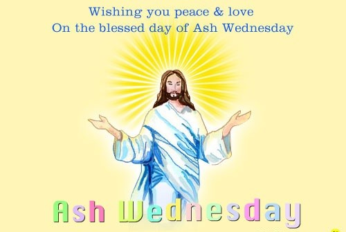 Ash Wednesday Wishes, Graphics