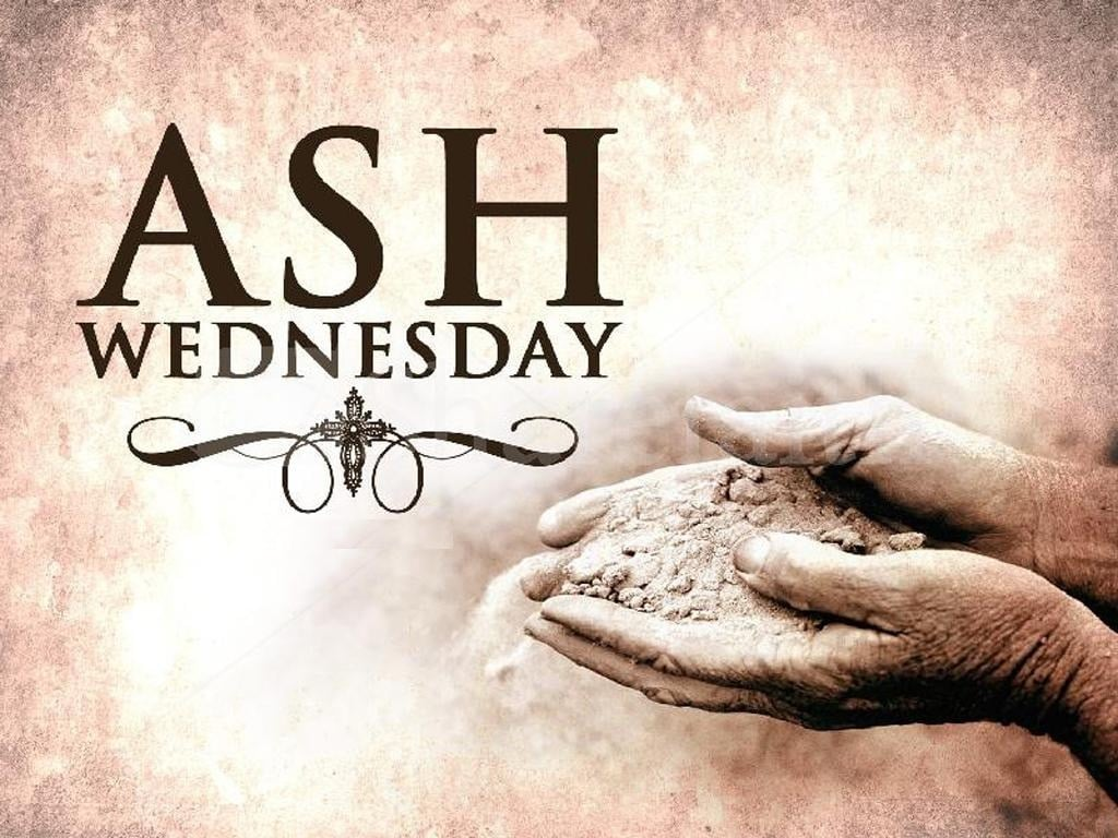 Ash Wednesday 2018 Wallpapers