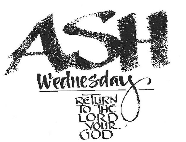 Ash Wednesday Bible Verse Lent